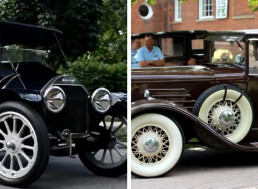 Guy Found His Great-Grandfather's 105-Year-Old Car Purchase Receipts