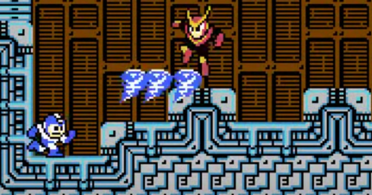 Researchers Develop System to Train AIs Using Mega Man II