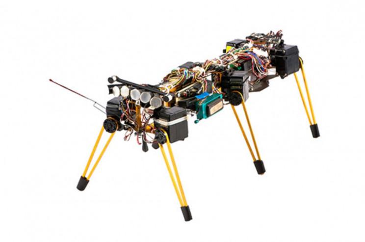 history of robots ghengis