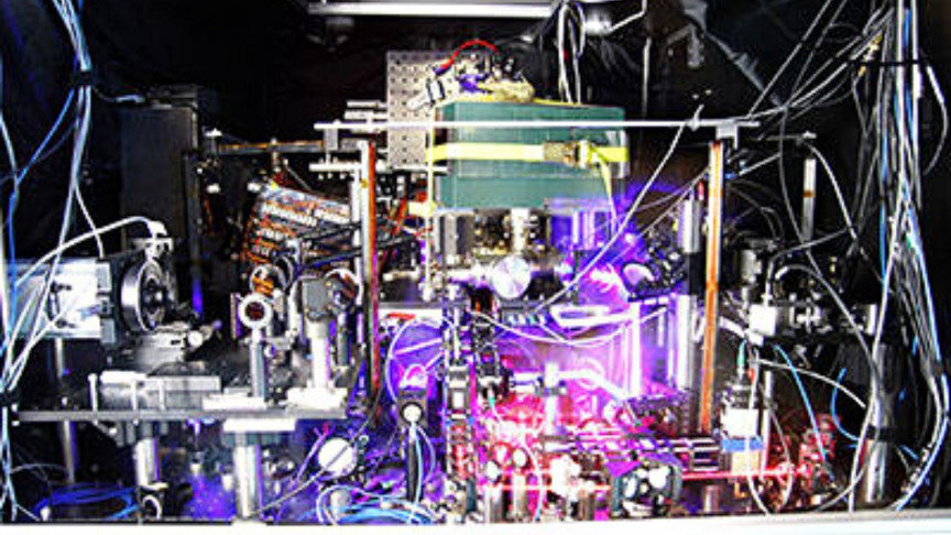 New Super-Precise Clock Could Help Scientists Hunt for Dark Matter
