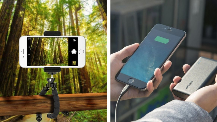 13 Best Mobile Phone Gadgets For People Who Can't Put Their Phones Down