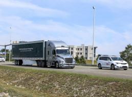 Daimler Trucks and Torc Robotics Begin Testing Self-Driving Trucks on Public Roads