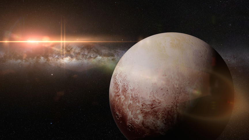 A Planet-Sized Debate: NASA Chief Says He Still Classifies Pluto as a Planet