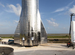 Elon Musk Wants to put SpaceX's Starship in Orbit in Six Months
