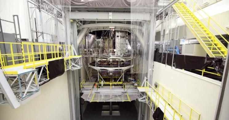 James Webb Telescope Passes Final Thermal Vacuum Test