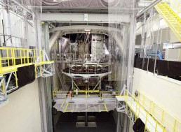 James Webb Telescope Passes Final Thermal Vacuum Test