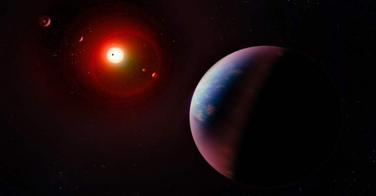 Researchers Use Earth's 'Fingerprint' to Find Earth-Like Exoplanets