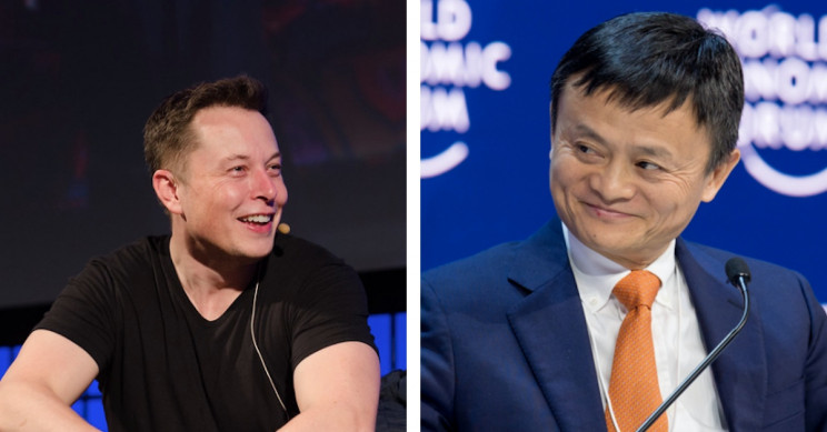 Alibaba's Jack Ma and Tesla's Elon Musk's Interesting AI Debate in Shanghai