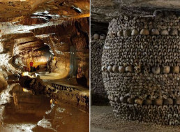 7 Underground Wonders of the World Lost Caverns and Buried Cities