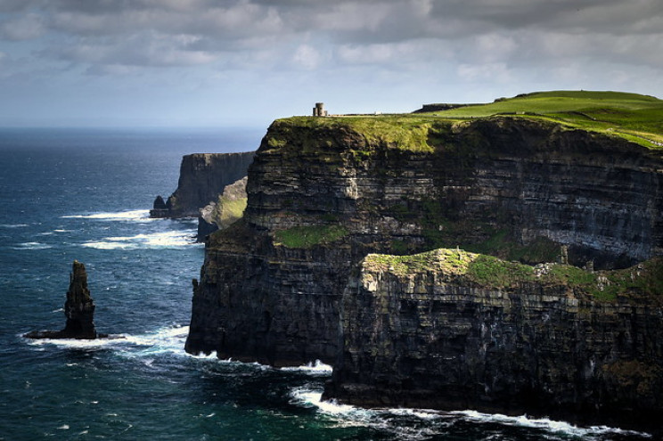ireland tourist guide moher