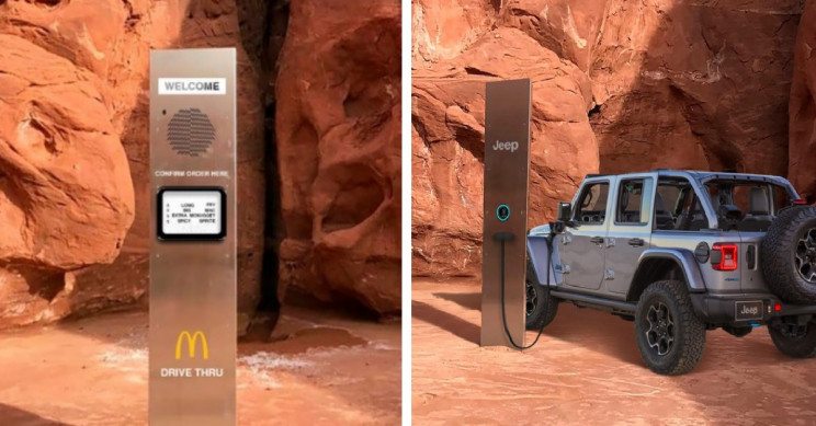 Brands Around the World Meme the Monolith and They Are Hilarious