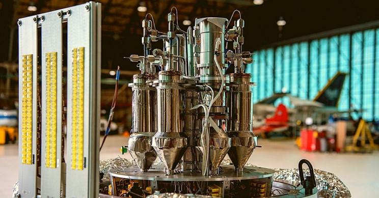 Rolls-Royce Developing 16 Mini-Nuclear Plants to Help Power UK