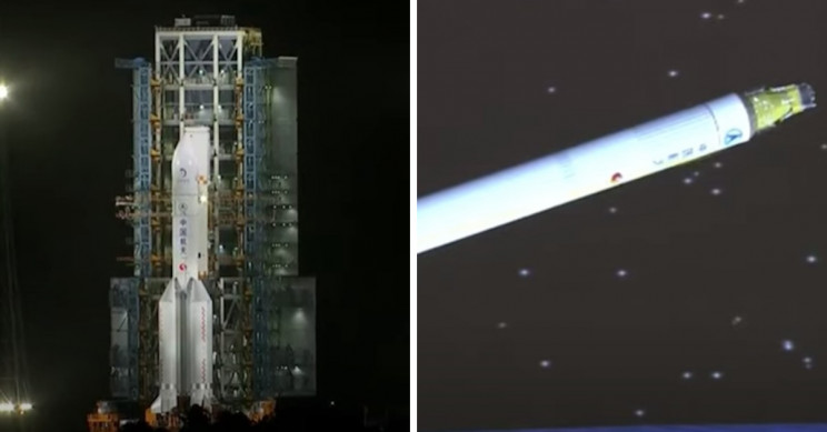 China Successfully Launches Mission to Collect Moon Rocks