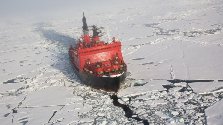 Russia Wants to Rival the Suez Canal by Cutting a Northern Sea Passage