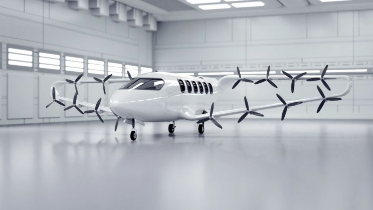 A New Kind of Blown Diamond Box-Wing 9-Seat eVTOL Is Coming