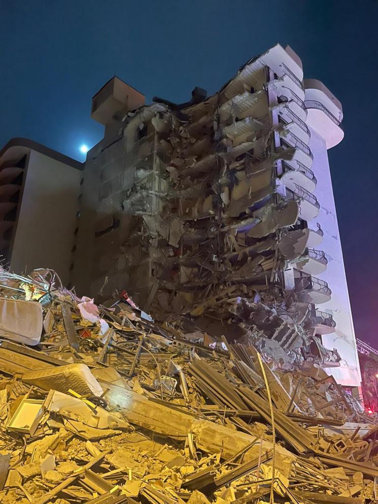 florida condo collapse after