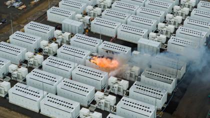 13-Ton Tesla Megapack Burst into Flames at Australia Battery Storage Facility