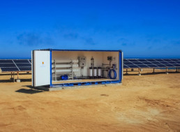 Solar-Powered Desalination Device Aims to Deliver Water to 400,000 Kenyans