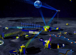 Russia Just Released a Visual 'Road Map' of Its Lunar Base With China