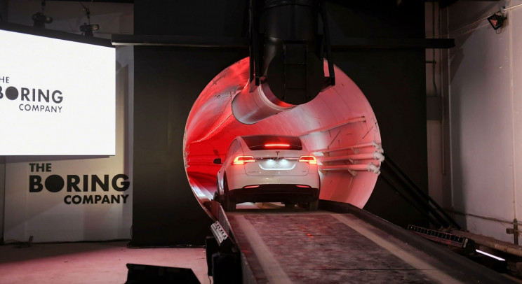 Musk's Boring Company Gets Approval to Build a Tunnel in Florida