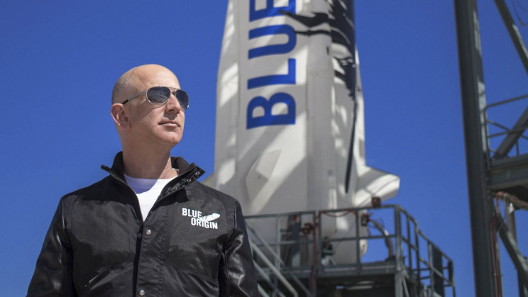 The Internet Petitions to Deny Jeff Bezos Reentry Into Earth