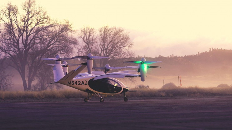 NASA Is Testing an eVTOL Air Taxi for the First Time