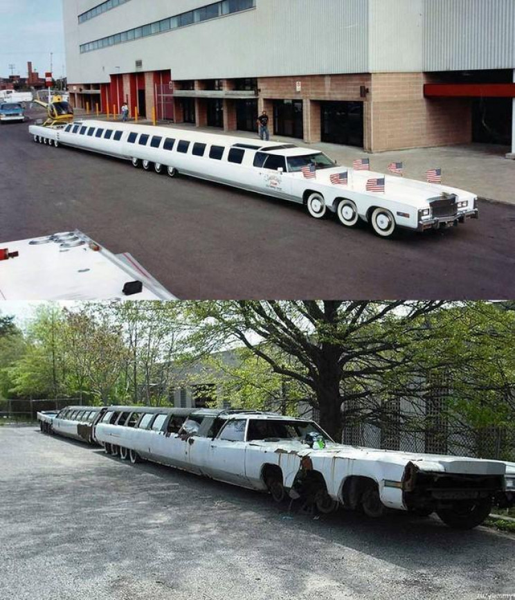 exceptional limos american dream