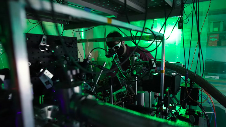 Physicists Trap the World's Coldest Plasma in a Magnetic Bottle