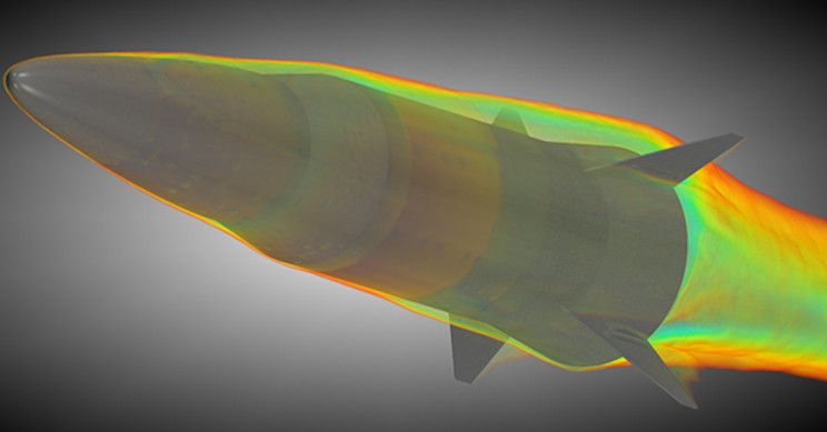 DARPA Takes Mid-Range Hypersonic Missiles Testing to Next Stage