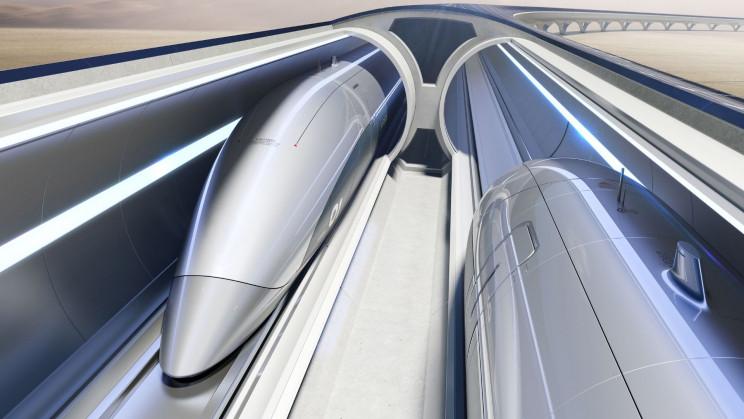 Italy's Hyperloop Network Takes Shape with Zaha Hadid Architects