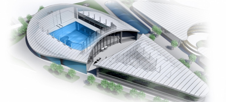The World's Largest and Deepest Indoor Pool Could Train Astronauts