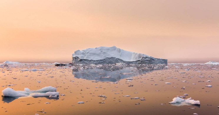 NASA's ICESat-2 Reveals Arctic Sea Ice Has Thinned by as Much as 20%