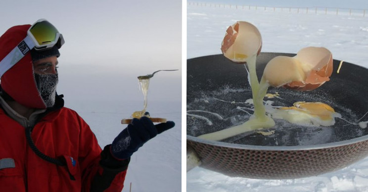 7 Examples to What Happens If You Try to Cook at -94°F in Antarctica