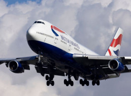 British Airways Breaks the Record for Fastest Subsonic Transatlantic Flight