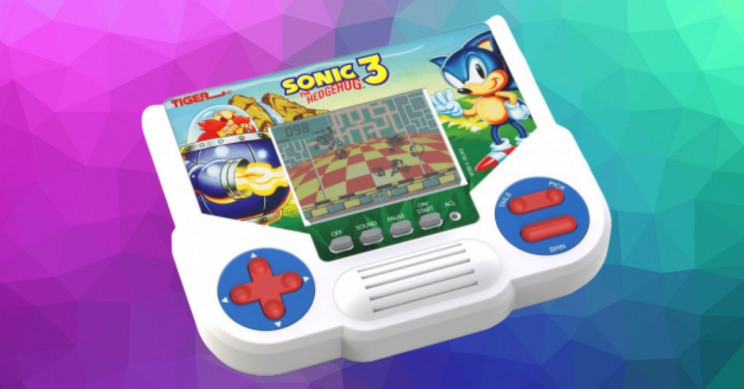 Hasbro Kicking It Old School, Bringing Back Tiger's LCD Handheld Games from the 90s