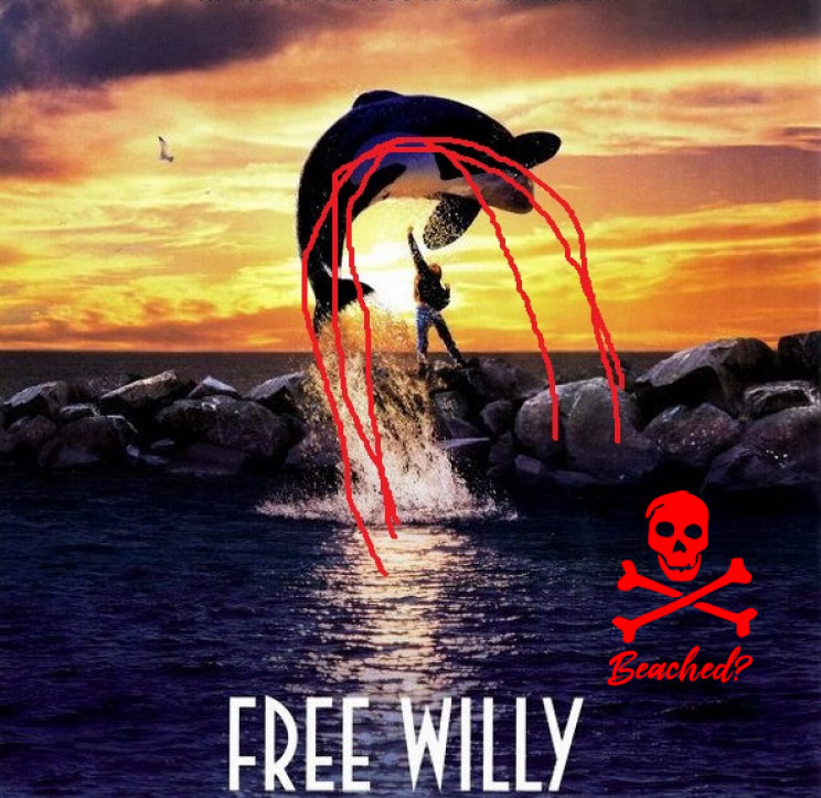 impossible movie posters free willy