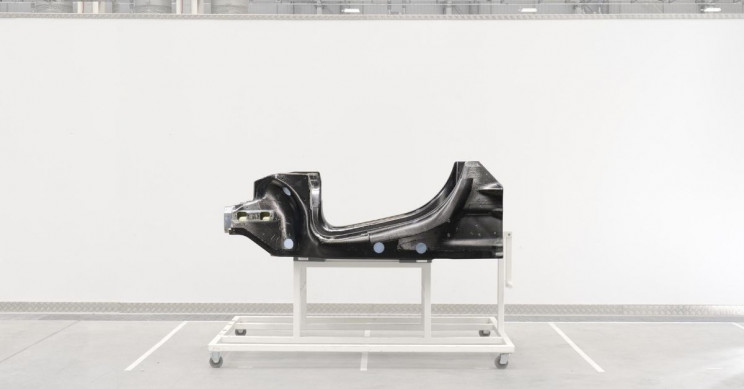 McLaren Carbon Fiber Tub Supercars