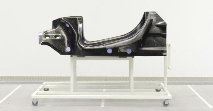 McLaren Debuts Next-Gen Carbon Fiber Tub for 2021 Hybrid Supercar Series