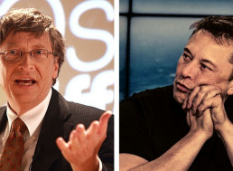 Bill Gates Claims Elon Musk's COVID-19 Comments Are 'Outrageous'