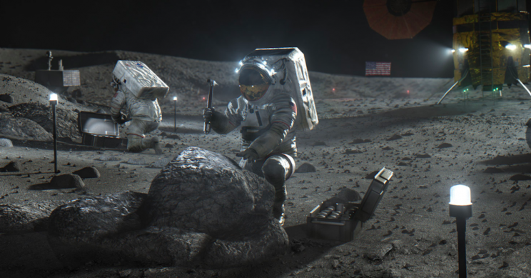 Nasa releases plan for Moon return by 2024
