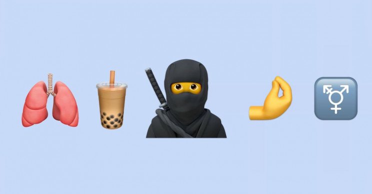 Apple Reveals Upcoming Emojis for 2020