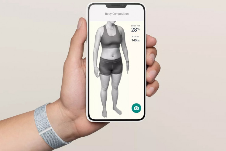 Amazon Steps Up Its Wearable Game With Body-Scanning Halo