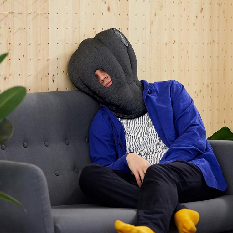 weird sleep gadgets Ostrich Pillow