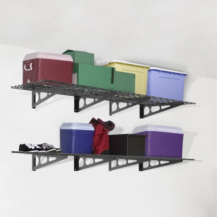 garage organizer ideas shelves
