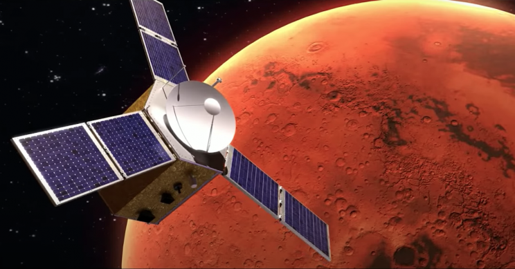 UAE's 'Hope' Mars Mission Is Getting Ready For Liftoff