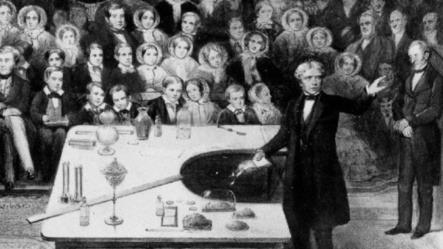 Michael Faraday: Discovery of Electromagnetism and Electrolysis