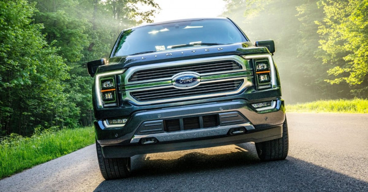 Ford F-150 Grille