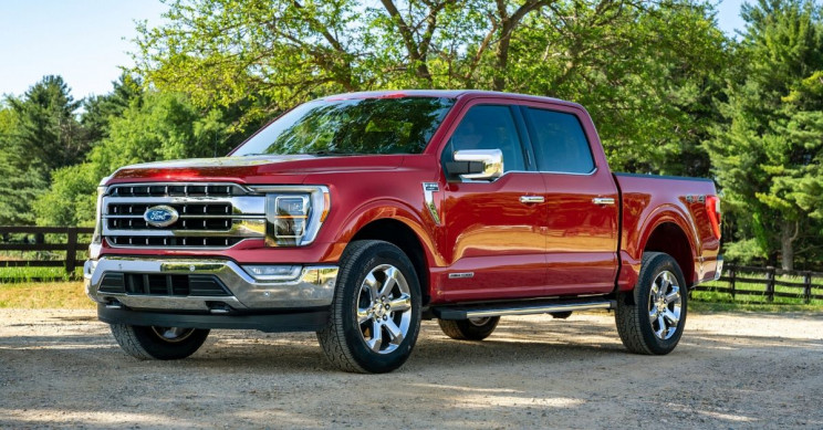 Ford Unveils New F-150: Integrated Power Generator, Hybrid Torque, and More