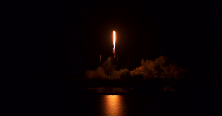 SpaceX Successfully Executed 9th Starlink Launch, Deploying 58 Satellites and 3 Skysats