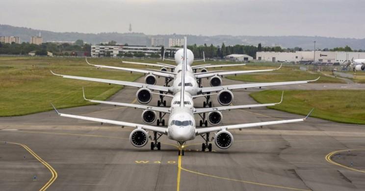 Airbus-Aircraft